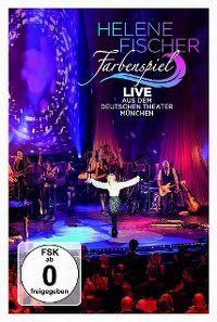 Cover Helene Fischer - Farbenspiel - Live aus dem Deutschen Theater München [DVD]